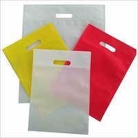 D Cut Shopping Non Woven Bag