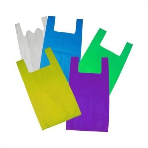 U Cut Coloured Non Woven Bag