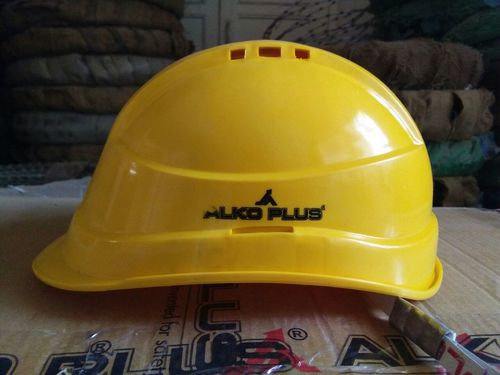 Alkoplus Ratchet Helmet With Ventilation