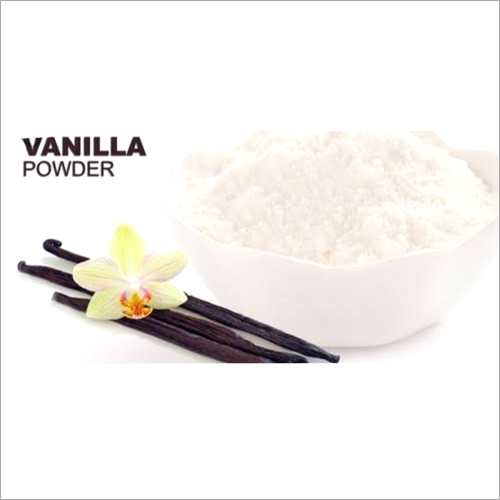 Fresh Vanilla Powder