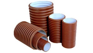 D Rex Double Wall Corrugated Pipes