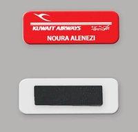 Printed Office / Steel Badges