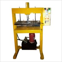 Hydraulic Press Slipper Making Machine