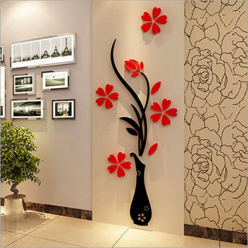 Acrylic Decorative Wallpaper