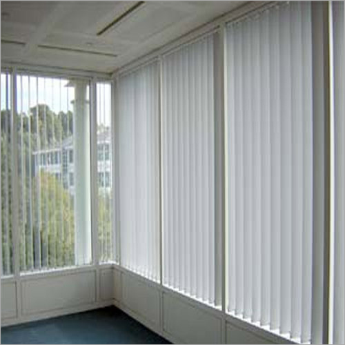 Decorative Vertical Blind