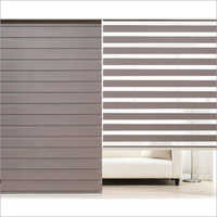 Zebra Roller Window Blind