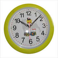 Plastic Promotional Wall Clock