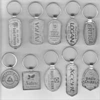 Promotional Stainless Steel Keychain