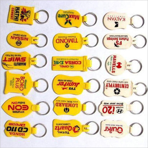 Promotional Printed Keychain
