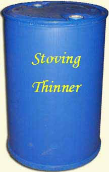 Stoving Thinner