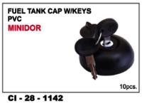 Fuel Tank Cap Minidor