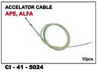 Accelator Cable Ape,Alfa