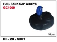 Fuel Tank Cap W/Keys Gc1000