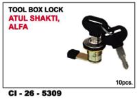 Tool Box  Lock  Atul, Shakti, Alfa