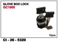 Glove Box Lock Gc1000