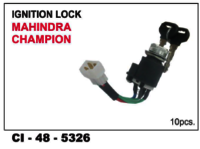 Iginition Lock Mahindra Champion