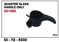 Quarter Glass Handle only GC1000