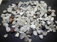 Wholesale Natural Agate Pebble For Special Aquarium And Home Decor