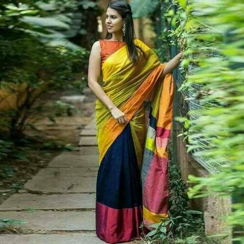 Ladies Handloom Saree
