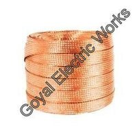 Copper Braided Strip