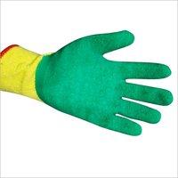 Wrinkled Gloves Cotton