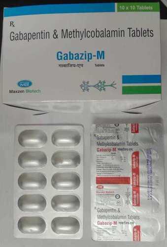 GabapentinA A  300 mg +A A  Methylcobalamin 500mg