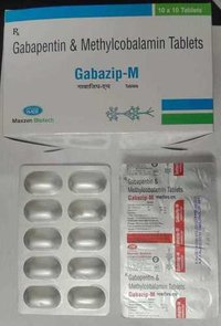Gabapentin   300 mg +   Methylcobalamin 500mg
