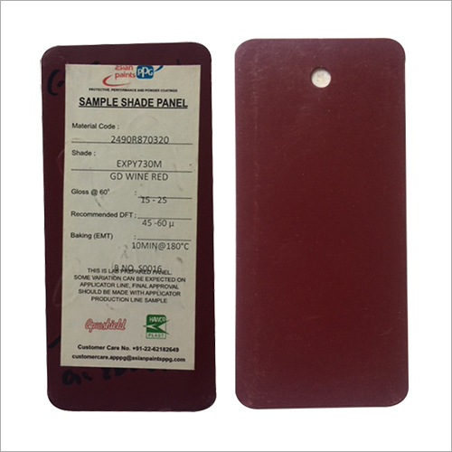 GD Wine Red Asian Paint Coating