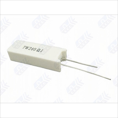 CR Type Cement Resistor