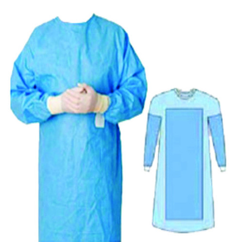 Disposable Surgeon's Gown (Reinforced)