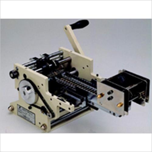 Manual Forming Machine