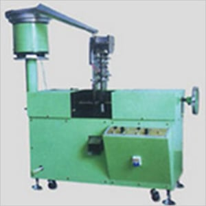 Axial Components Automatic Forming Machine