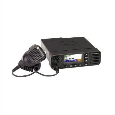 Motorola XIR M8668i VHF Mobile Radio