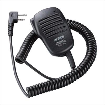 Police Remote Speaker Microphone