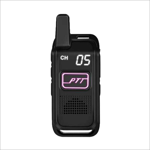 Delta Plus PMR Ultra Light Mini Walkie Talkie