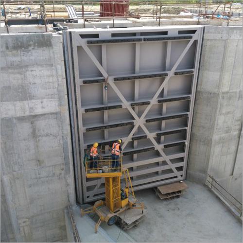 Mild Steel Hydro Gate