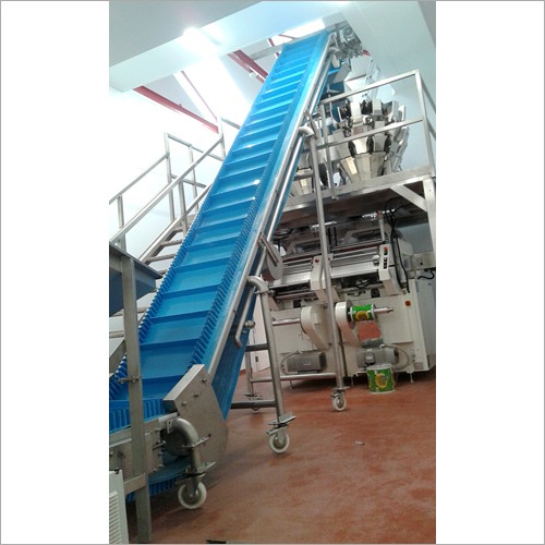 Slant Conveyors