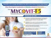 Methylcobalamin 1500 Mcg,L-Methyl-Folate 1000 Mcg & Pyridoxal 5 Phosphate(P5P) 500 Mcg