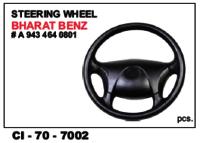 Steering Wheel  Bharat Benz