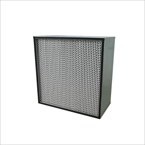 Deep Pleat - HEPA Filter