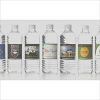 Water Bottle Printed Label Sticker Manufacturers In Pune