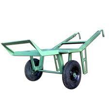 Steel Bale Trolley