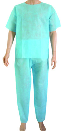 Disposable Patient suit