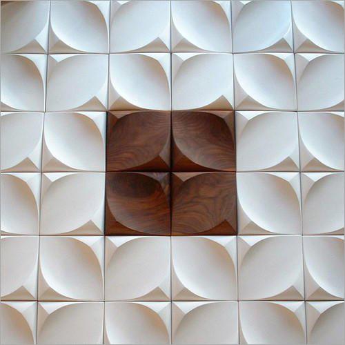 Ceramic 3D Wall Tiles