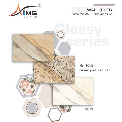 Digital Bathroom Wall Tiles