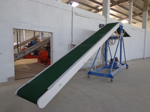 Double Stage Loading Conveyor