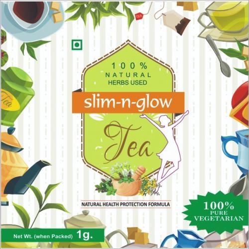 1 g Slim and Glow Gold Tea