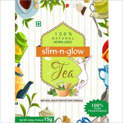 15 g Slim and Glow Tea