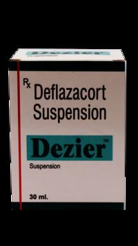 Deflazacort Suspension