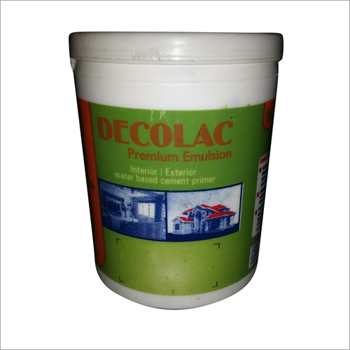 Interior And Exterior Water Based Cement Primer